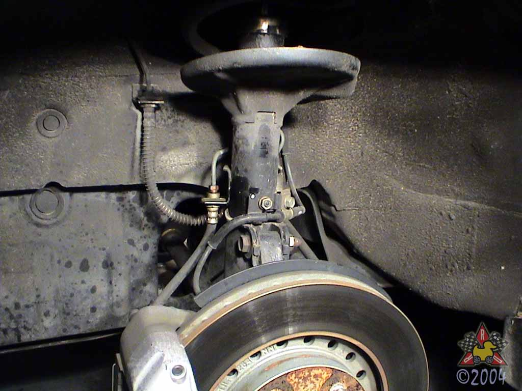 how to fix a leaking brake line fitting