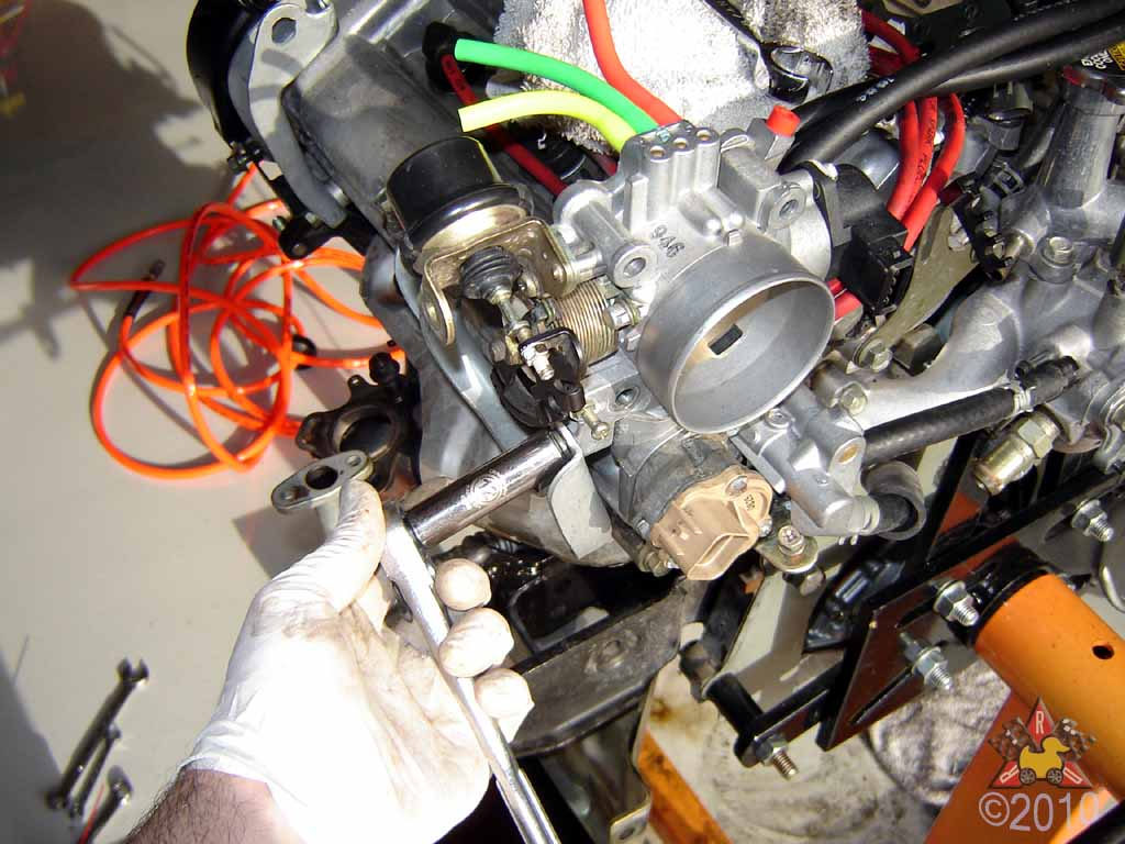 1995 3000GT VR-4: Removal and Reinstallation of Engine ...